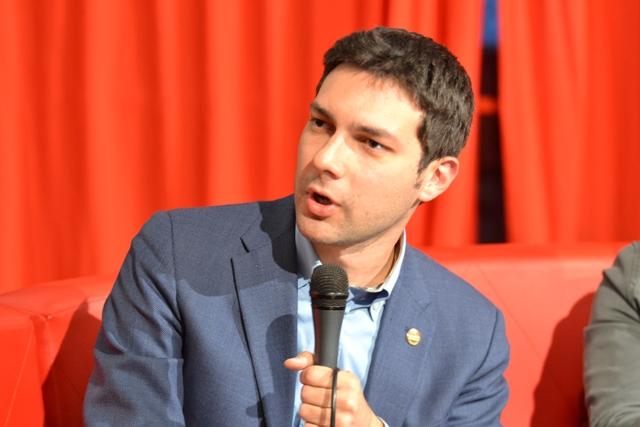 Francesco D'Uva - Portavoce di Messina del Movimento 5 Stelle
