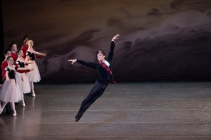 "Davide Riccardo: un messinese nel ""New York City Ballet"""