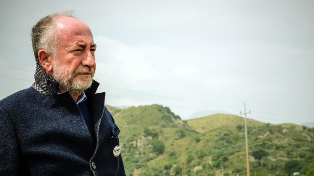 Gaetano Sciacca, candidato sindaco di Messina del Movimento 5 Stelle