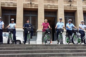 Messina. Da oggi i Vigili Urbani viaggiano in bici