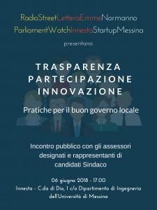 Trasparenza e innovazione