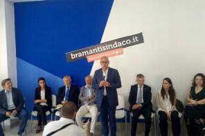 Elezioni Messina. Dino Bramanti presenta la sua squadra di assessori al completo