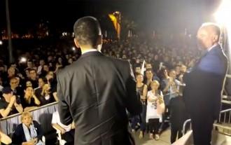 luigi di maio a messina per sostenere gaetano sciacca come sindaco di messina