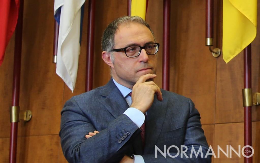 Primo piano di Antonio Le Donne, ex Direttore Generale Comune di Messina