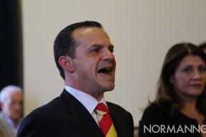 Messina. De Luca al Consiglio Comunale: «Dimissioni subito? Dimettetevi insieme a me»