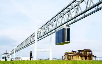 progetto del tram di Messina del candidato sindaco Cateno De Luca