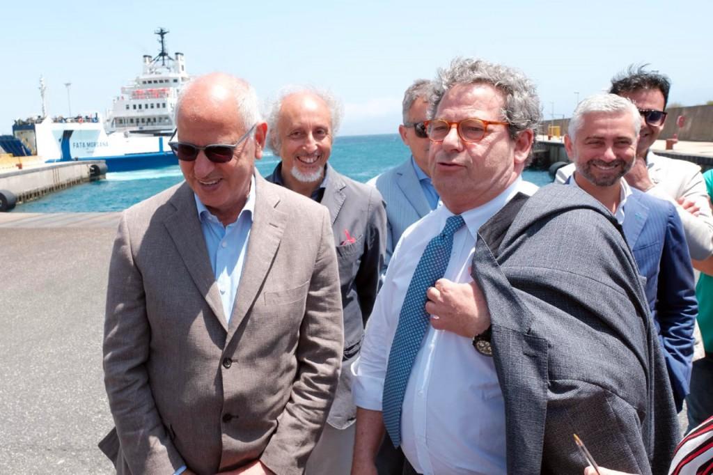 Dino Bramanti eGianfranco Miccichè