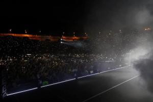 foto di concerto di Vasco Rossi a Messina 21 giugno 2018 stadio San Filippo
