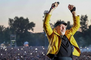 Vasco Rossi a Messina: 40.000 mila fan in delirio allo stadio San Filippo