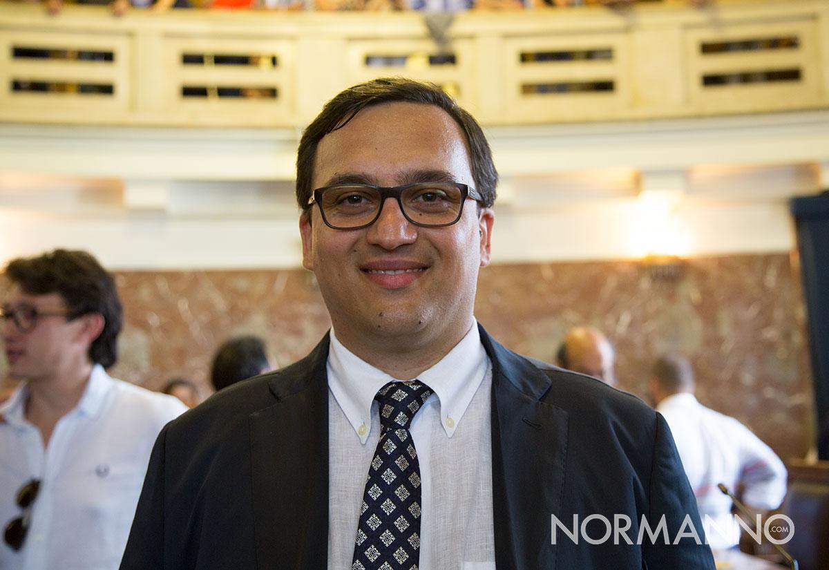 Claudio Cardile (PD) - presidente del consiglio comunale di Messina