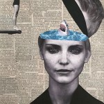 opera dell'artista messinese Elena Imbesi