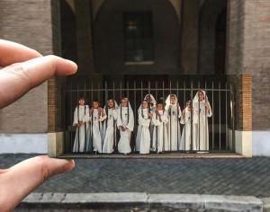 opera dell'artista messinese Enrico Zagami