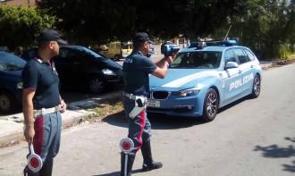 Controlli sul rispetto delle norme di sicurezza alla guida - Polizia Stradale di Messina e Barcellona P.G.