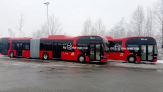 bus elettrici della ditta BYD Europe