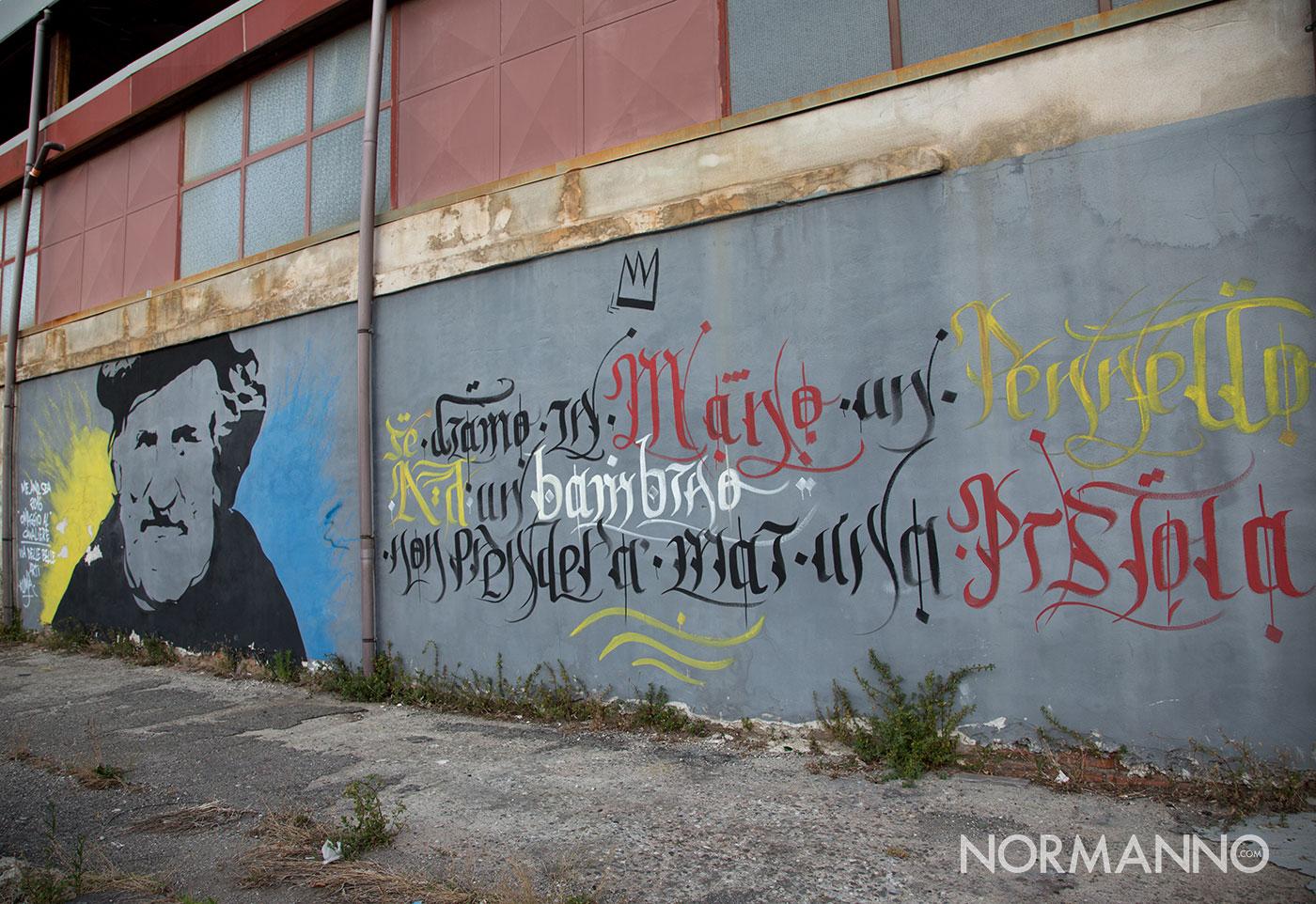 murales maregrosso