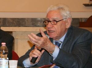 Foto di Girolamo Cotroneo, filosofo e professore emerito Università di Messina