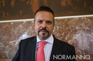 Primo piano di Libero Gioveni - Consigliere comunale a Messina per il PD