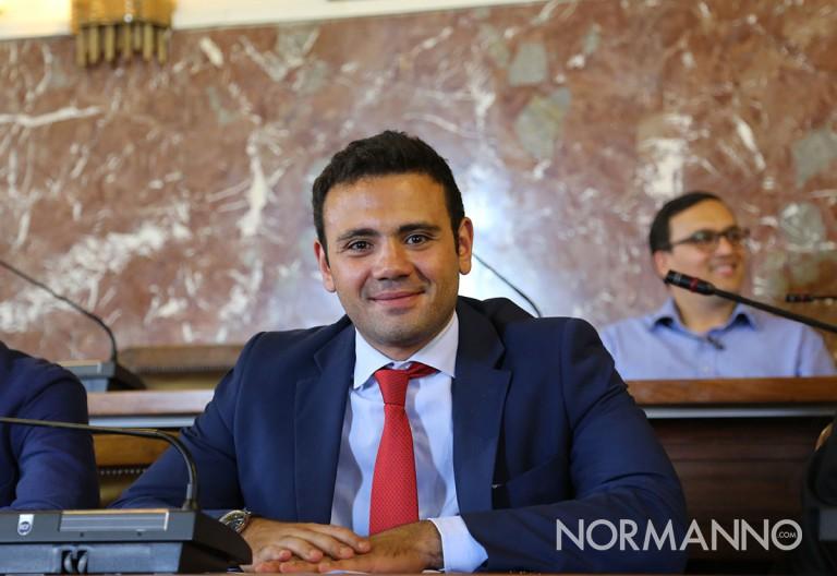 Nino Interdonato vicepresidente del consiglio comunale di messina (Sicilia Futura)