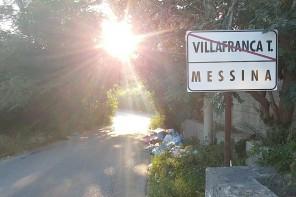 Discariche abusive. Cardile propone sinergia tra Messina e Villafranca per stangare gli incivili