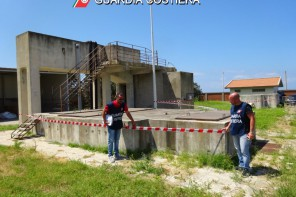 Messina. Sequestrato preventivamente l'impianto depurativo di Saponara
