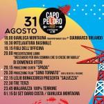 31 agosto capo peloro fest 2018 programma
