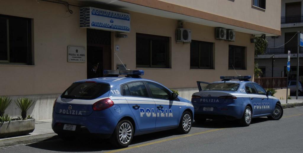 Polizia Barcellona Pozzo di Gotto