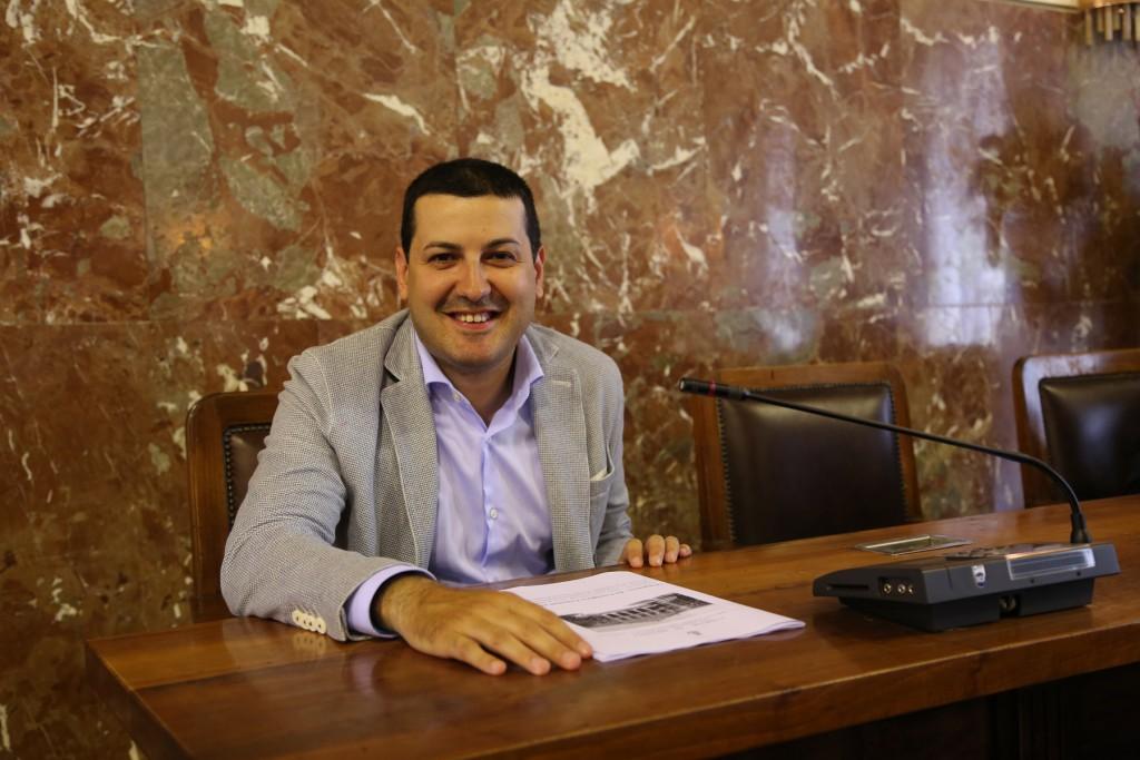 Giandomenico La Fauci consigliere comunale OraMessina - Messina