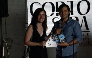 Nadia Terranova premia Francesco Cannavà