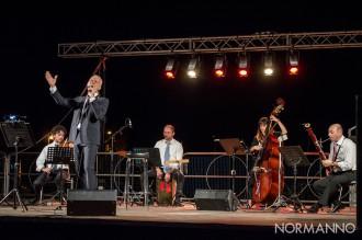Spettacolo di omaggio a Domenico Modugno, Pirrone e quartetto atipico - Agosto in fiera a Messina 2018