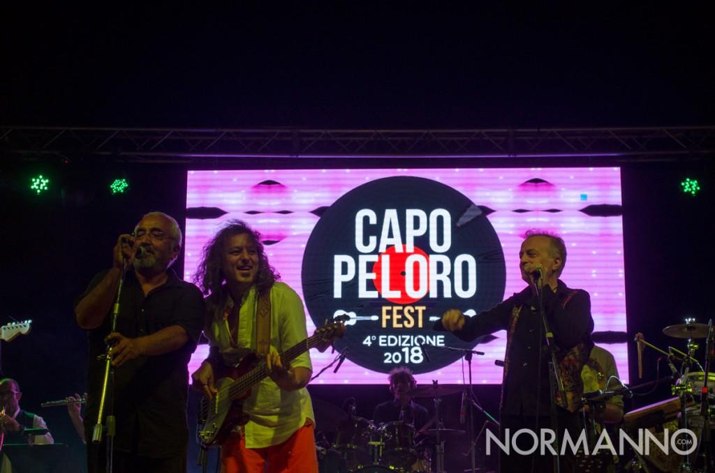 Foto dei Kunsertu - Capo Peloro Fest 2018 a Messina - 30 agosto
