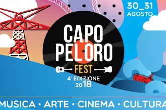 Cover Capo Peloro Fest 2018 - 30-31 agosto Messina