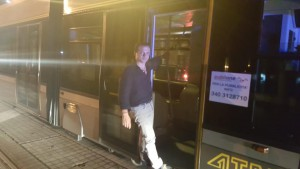 cateno de luca sul tram