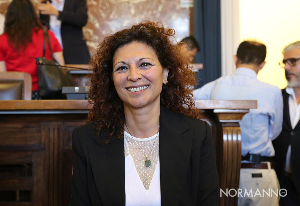 cristina cannistrà - consigliere comunale - messina