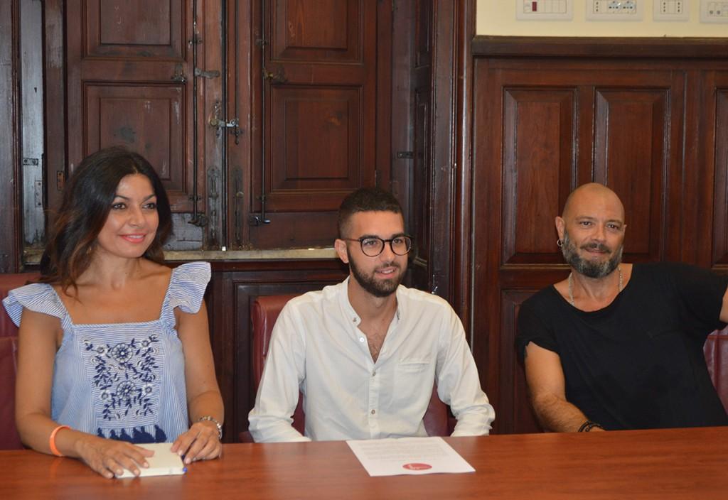 Conferenza Stampa del Festival di danza Sud.O.Re. che si terrà a Messina, all'Horcynus Orca tra il 7 e il 13 agosto