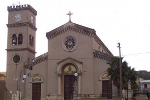 chiesa s. maria assunta - faro superiore - messina