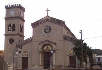 chiesa s. maria assunta - faro superiore - messina