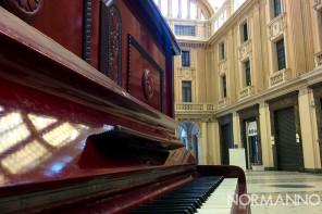 """""""Un piano per la città"""": in Galleria il primo pianoforte pubblico di Messina"""