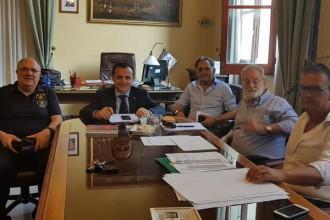 riunione riorganizzazione uffici Città metropolitana di Messina