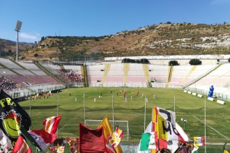 stadio san filippo - acr messina - bari