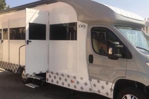 Messina. Inizia il viaggio del camper dell'ASP: visite gratuite per gli abitanti delle baracche
