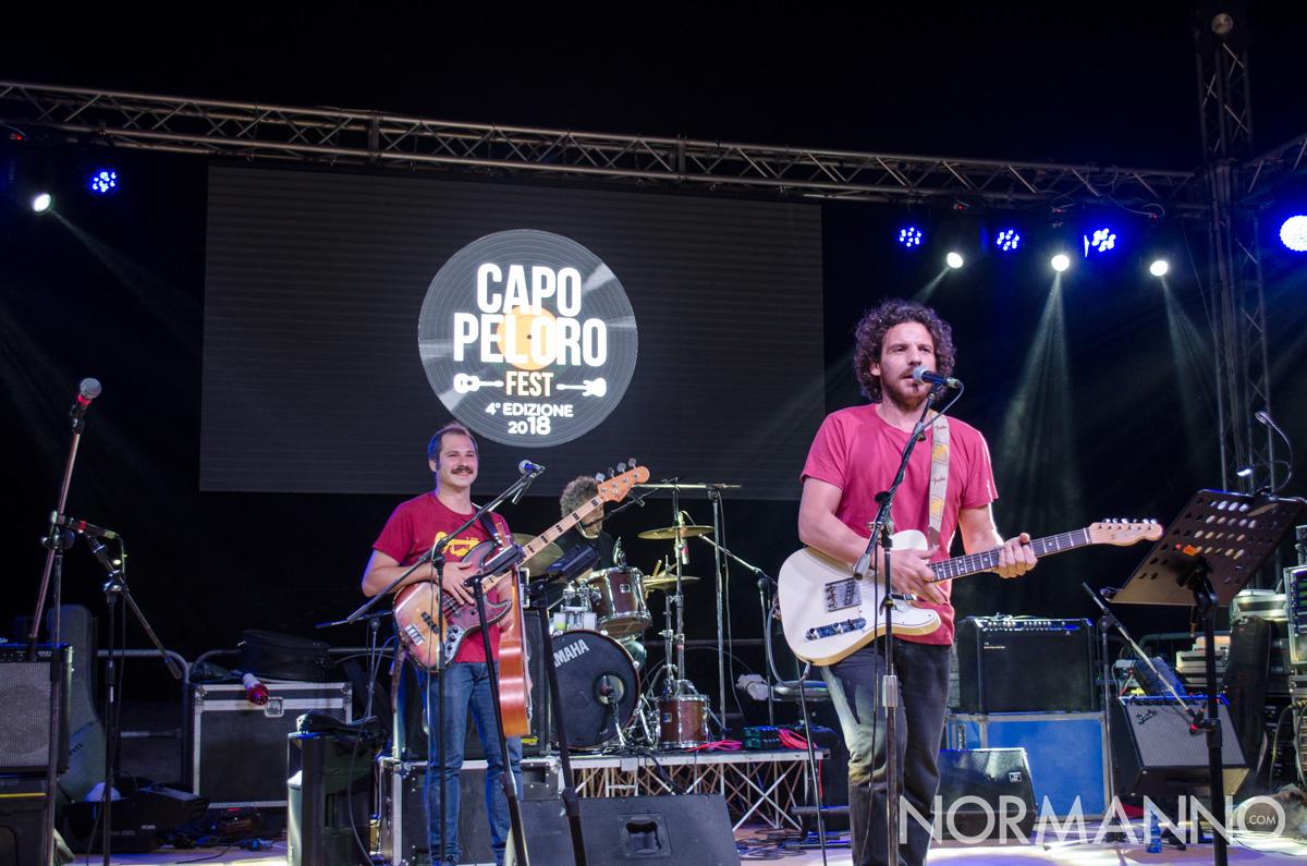 Foto de I tre terzi al Capo Peloro Fest 2018