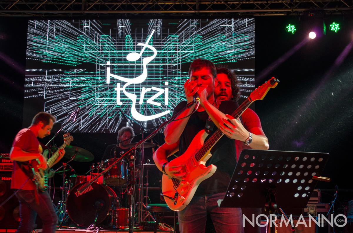 Foto del gruppo I tre terzi - Capo Peloro Fest 2018, Messina