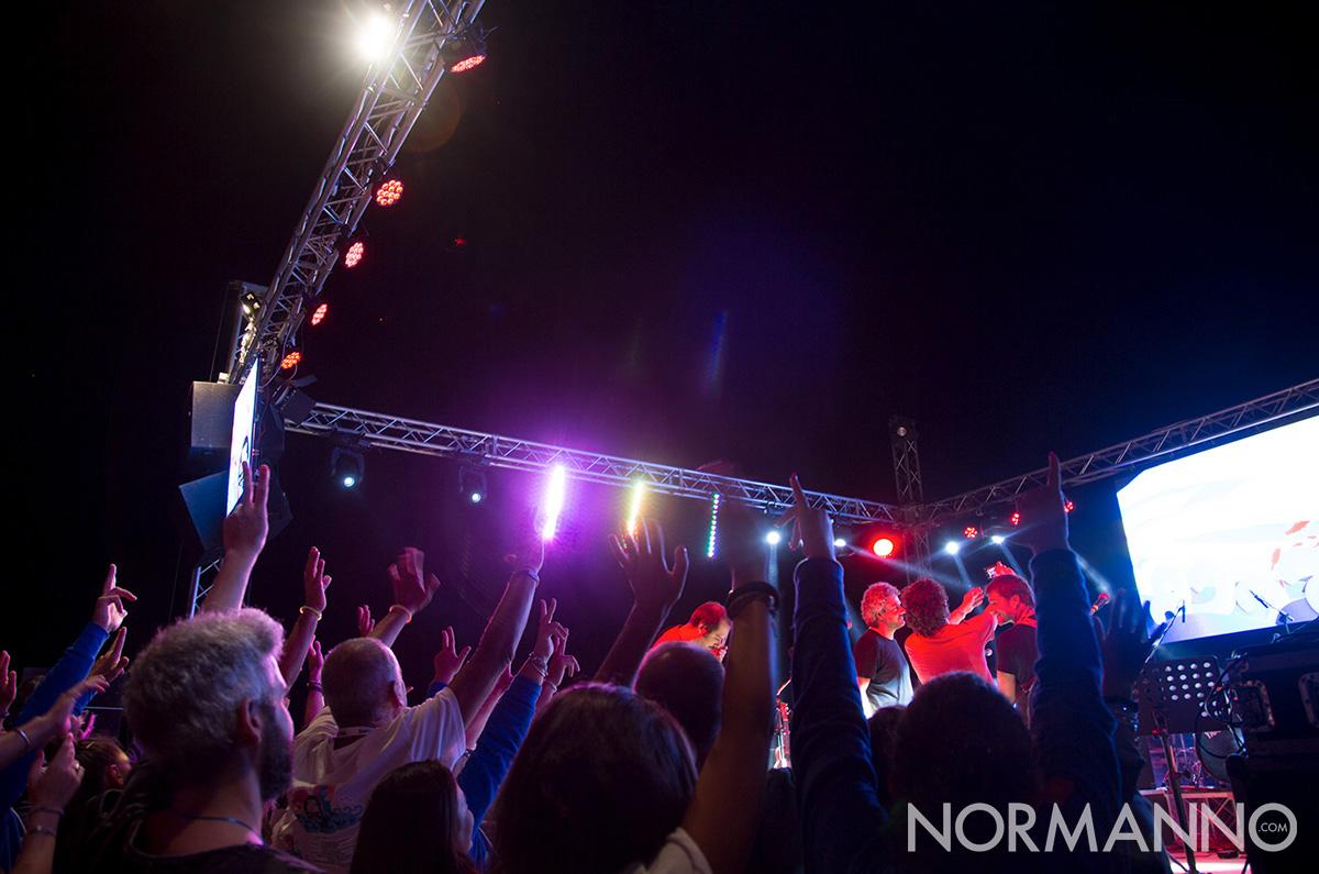Capo Peloro Fest 2018, Pilone Messina - giorno 2