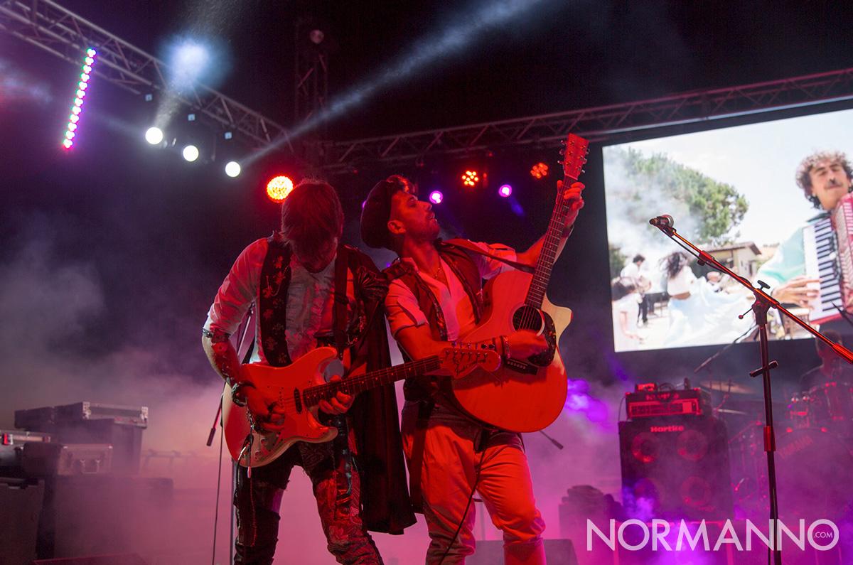 Foto del gruppo Malarazza 100% Terrone - Capo Peloro Fest 2018, Messina