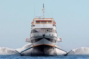 Blu Jet. Nuovo sciopero degli aliscafi che collegano Messina e la Calabria
