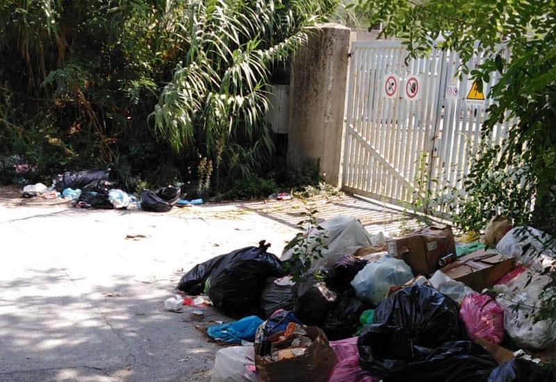 messinaservizi bene comune rifiuti zona nord