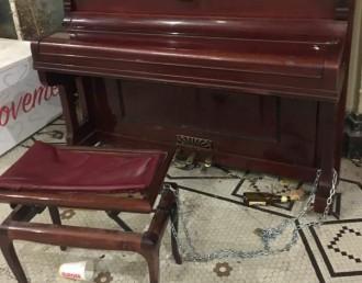 pianoforte galleria vittorio emanuele - messina