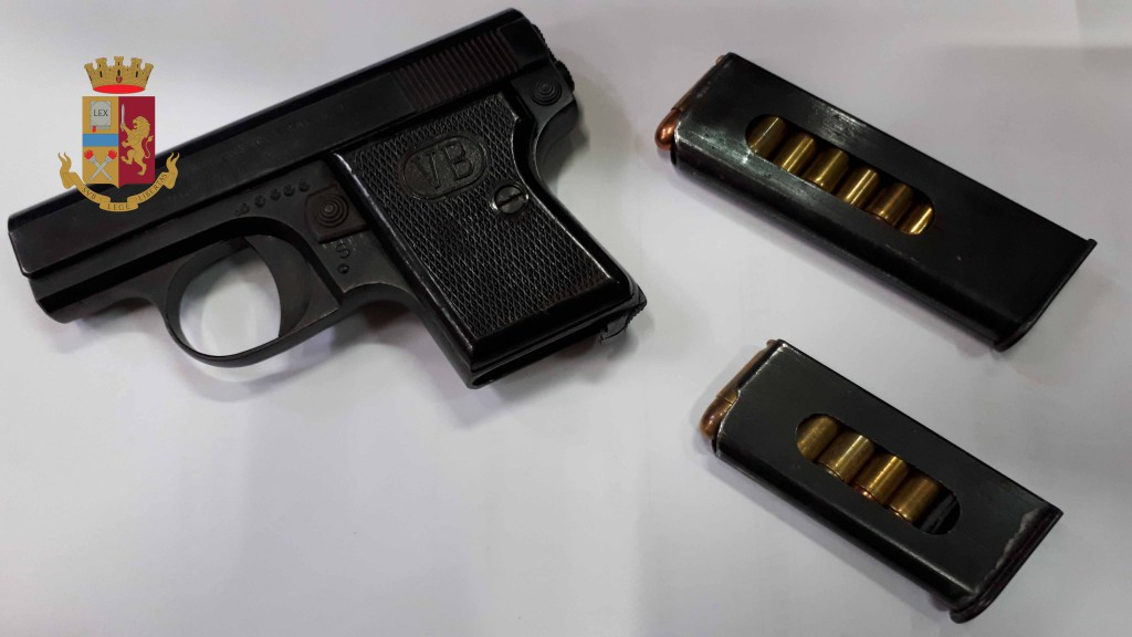 sequestro armi messina