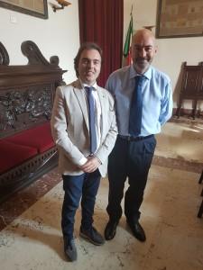 Lillo Valvieri e Salvatore Mondello