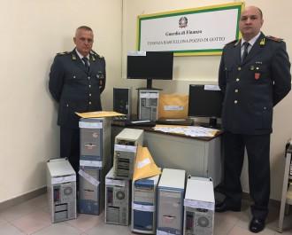 Guardia di Finanza Barcellona P.G.